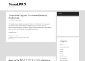Sanal.pro thumbnail