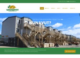 Sanaqatiit.ca thumbnail