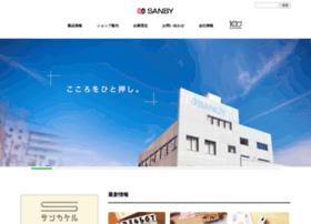Sanby.co.jp thumbnail