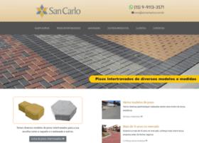 Sancarlopisos.com.br thumbnail