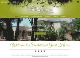 Sandalwoodguesthouse.co.za thumbnail