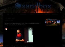 Sandboxgamemaker.com thumbnail