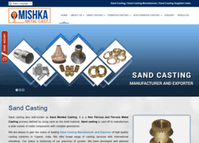 Sandcasting.co.in thumbnail