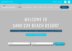Sandcaybeachresort.com thumbnail