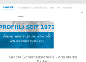 Sander-co.de thumbnail