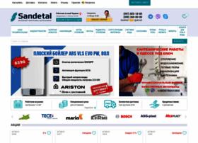 Sandetal.com.ua thumbnail