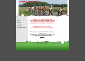 Sandhillscyclingclub.org thumbnail