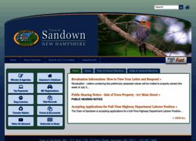 Sandown.us thumbnail