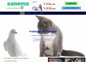 Sanema.com.br thumbnail