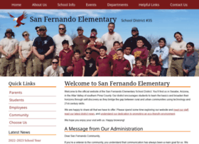 Sanfernando35.org thumbnail