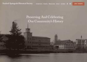 Sanfordhistory.org thumbnail