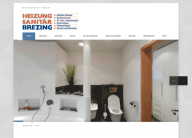 Sanitaer-brezing.de thumbnail