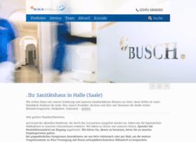 Sanitaetshaus-busch.de thumbnail