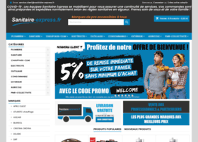 Sanitaire-express.fr thumbnail