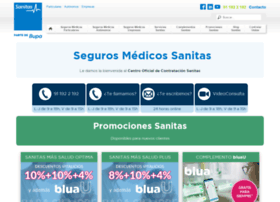 Sanitas-salud.com thumbnail