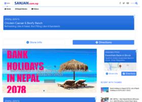 Sanjan.com.np thumbnail