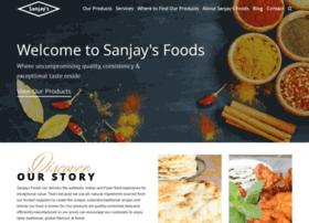 Sanjayfoods.ca thumbnail