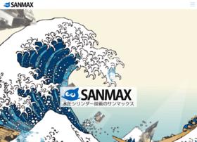 Sanmax.co.jp thumbnail