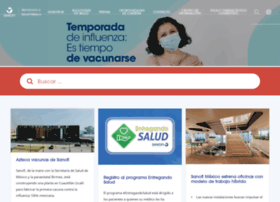Sanofi.com.mx thumbnail