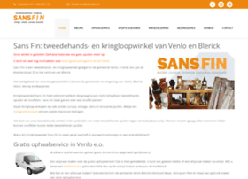 Sansfin.nl thumbnail