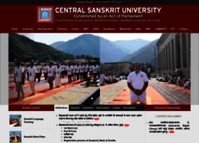 Sanskrit.nic.in thumbnail