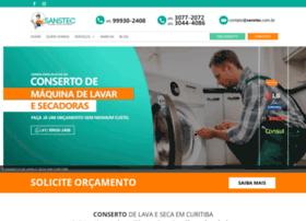 Sanstec.com.br thumbnail