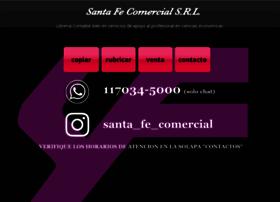 Santafecomercial.com.ar thumbnail