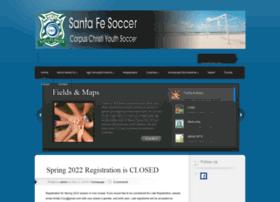 Santafesoccer.org thumbnail