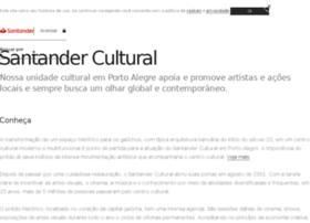 Santandercultural.com.br thumbnail