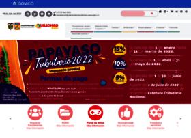 Santanderdequilichao-cauca.gov.co thumbnail