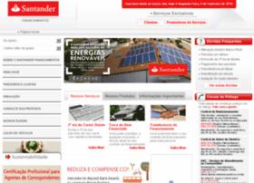 Santanderfinanciamentos.com.br thumbnail