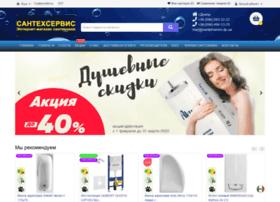 Santehservis.dp.ua thumbnail
