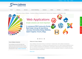 Sanussoftware.com thumbnail
