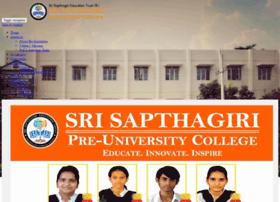 Sapthagiripu.org thumbnail