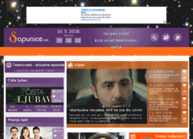 Sapunice.net thumbnail