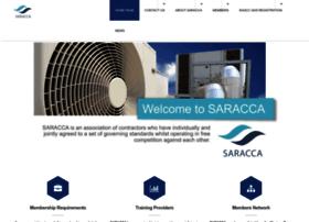 Saracca.co.za thumbnail
