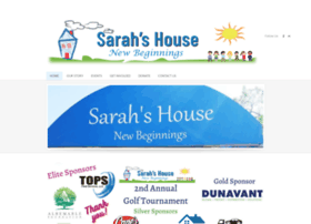 Sarahshouse.org thumbnail