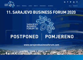 Sarajevobusinessforum.com thumbnail
