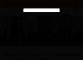 Saraswatimedical.ac.in thumbnail