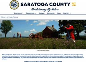 Saratogacountyny.gov thumbnail