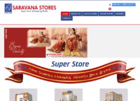 Saravanastores.net thumbnail