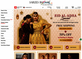 Sareesbazaar.com thumbnail