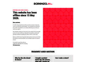 Sarenza.co.uk thumbnail