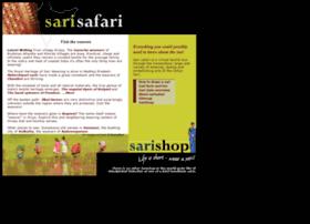 Sarisafari.com thumbnail