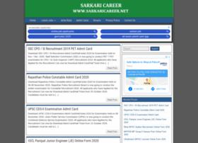 Sarkaricareer.net thumbnail