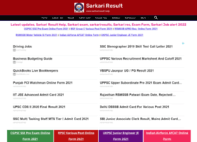 Sarkariresult.help thumbnail