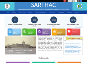 Sarthac.gov.in thumbnail