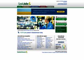 Saskjobs.ca thumbnail