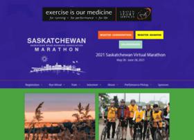 Saskmarathon.ca thumbnail