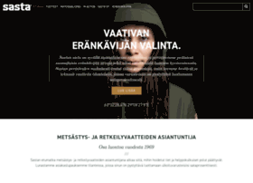 Sasta.fi thumbnail